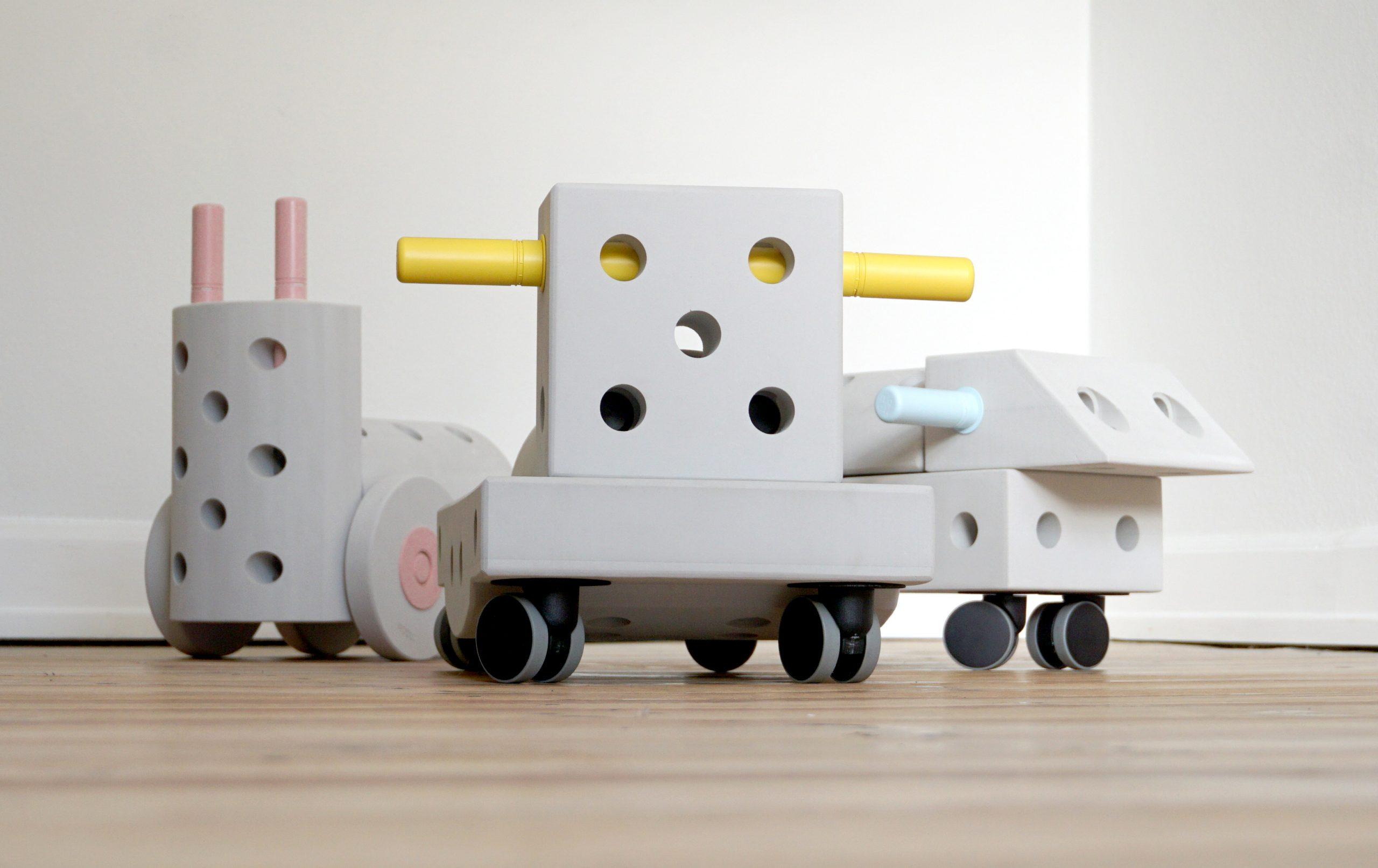 MODU – нова и иновативна играчка која ќе посакате да ја имате дома